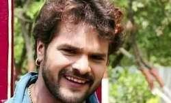 Bhojpuri superstar Khesari Lal Yadav