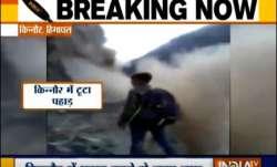 HImachal Pradesh landslide