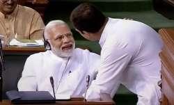 PM Modi wishes good health, long life to Rahul on his