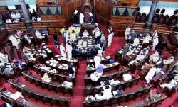 BJD candidates & BJP nominee file papers for Rajya Sabha