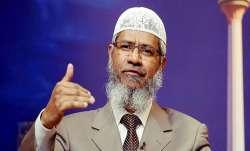 Islamic preacher Zakir Naik