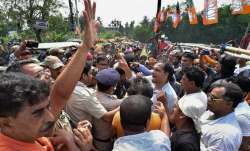BJP, TMC clash in Bongaon over no-confidence motion in