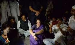 BJP government wants to 'deport' Priyanka, 'jungle raj'