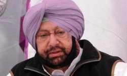 Amarinder Singh yet to decide on Sidhu's resignation