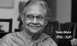 Grief, sense of loss and two days of state mourning; Sheila