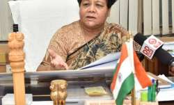 Anusuiya Uikey new Governor of Chhattisgarh