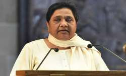Mayawati suspends lone BSP MLA in Karnataka for indiscipline