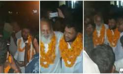 Bulandshahr violence accused get hero's welcome after