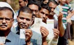 Voting for by-election to 11 Assembly seats in Uttar