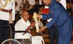 Padma Shri awardee Damodar Ganesh Bapat dies at 84