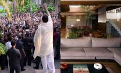 Amitabh Bachchan's house Jalsa: Witness beauty and