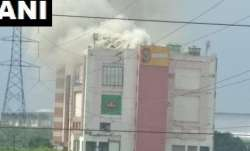 Breaking: Major fire breaks out at Noida's Spice Mall, fire