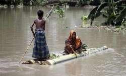 Two killed, several villages affected in Andhra floods