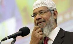 Zakir Naik in soup over racial speeches in Malaysia