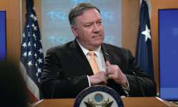 US secretary of state Mike Pompeo blames Iran for Saudi