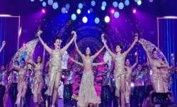 IIFA 2019 Mumbai Live: Katrina Kaif raises heat with her