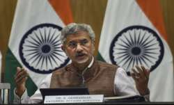 No talks on Art 370 with Pak, only on terror: EAM