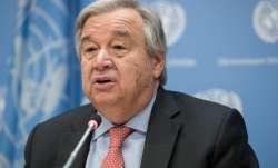 UN Secretary-General Antonio Guterres likely to raise