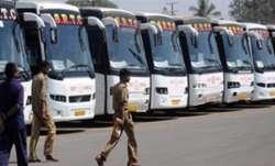 Transport strike: 18 arrested in Noida for forcibly