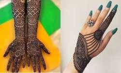 Karva (Karwa) Chauth 2019: Beautiful mehndi designs to try