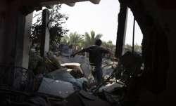Israel launches fresh air strikes on Gaza