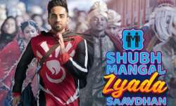 Ayushmann, Shubh Mangal Zyada Saavdhan