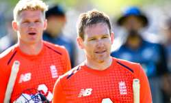 England's limited-overs captain Eoin Morgan