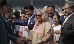 india vs bangladesh, Sheikh Hasina, sourav ganguly