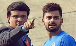 Have some thoughts for T20 World Cup, will discuss with Kohli and Shastri: Sourav Ganguly
