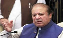 Pakistan government issues notification for Sharif's travel