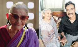 Pushpa Joshi aka 'Swag wali dadi' from Ajay Devgn's Raid dies at 85