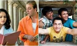 Happy Birthday Rajkumar Hirani: Munna Bhai MBBS to 3 Idiots, 5 movies of the director you can watch