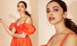 Deepika Padukone sizzles in red ahead of anniversary.