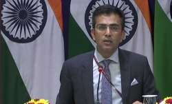 MEA condemns 'fake, malicious news' in Bangladesh media