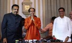 Uddhav Thackeray govt to face floor test today