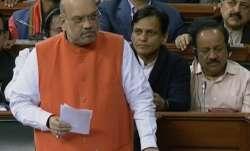 Citizenship Amendment Bill: What Amit Shah said in Lok