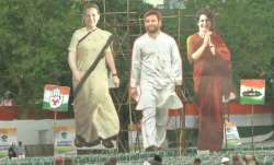 Congress, Bharat Bachao rally, Ramlila Maidan,