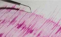 Myanmar-India Border quake