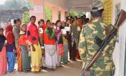 Jharkhand Assembly polls: Firing at 2 booths in Gumla, one dead