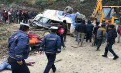 Nepal: 14 killed, 19 injured after bus accident in