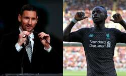 Shame to see Sadio Mane finish fourth in Ballon d'Or: Lionel Messi