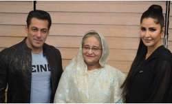 Salman Khan, Katrina Kaif meet Prime Minister of Bangladesh Sheikh Hasina (In Pic)