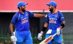 india vs west indies Rohit Sharma Virat Kohli