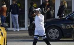 Shooting at suburban Atlanta mall injures 1 as shoppers flee