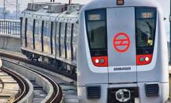 Woman attempts suicide by jumping in front of Delhi Metro