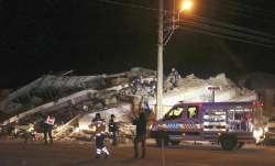Death toll rises to 18, at least 30 trapped as massive 6.8-magnitude earthquake rocks Turkey