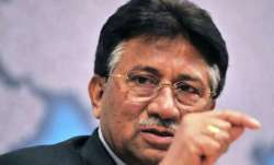 Pakistan Supreme Court to entertain Musharraf's plea only after he surrenders to the law