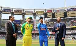 Live Score India vs Australia, 1st ODI: Labuschagne comes in as Australia opt to bowl