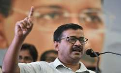 A file photo of Delhi Chief Minister Arvind Kejriwal