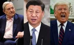 Billionaire investor George Soros blasts Trump, Xi; questions success of Belt Road Initiative